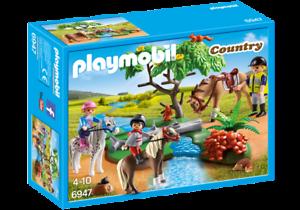 Playmobil-6947-caballo-Ride-nuevo
