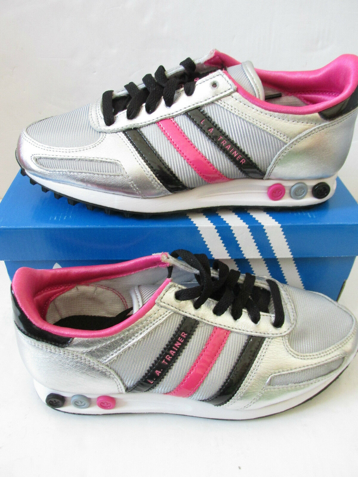 adidas originals LA trainer trefoil G64201 Damenss trainers sneakers schuhe