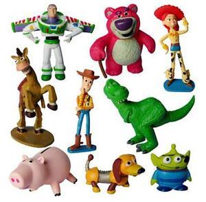 9PCS-Toy-Story-3-Woody-Jessie-Buzz-Lightyear-Figure-Toys-Kids-Birthday-Gifts-AU
