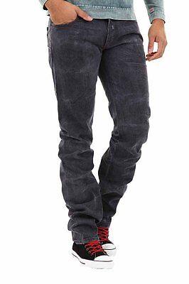 Dedito Jeans Uomo Absolut Joy Pantaloni B316 Gamba Dritta Nero Tg 32 Delizie Amate Da Tutti
