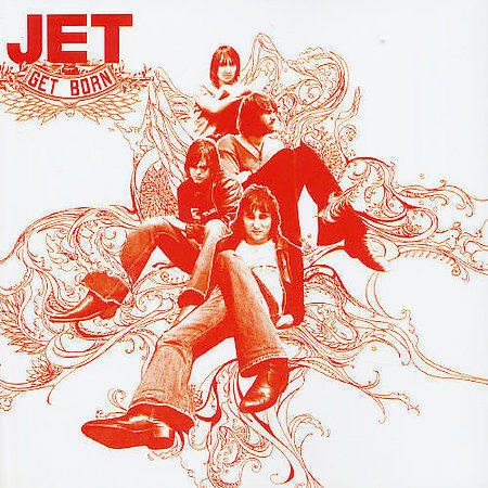 1 of 1 - Get Born [Australia Bonus Track/Bonus DVD] by Jet (Hard Rock) (CD, May-2004, Cap