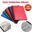 miniature 2 - 120-Cases-Album-De-Pieces-Classeur-Monnaie-Etui-Housse-Pochette-coin-Collection
