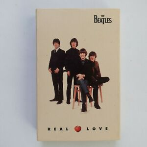 The Beatles Real Love (Cassette Single)