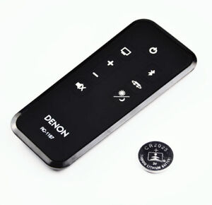 For-Denon-RC-1187-SoundBar-978307101601D-DHT-S514-DHT-T100-110-Remote-Wr-Battery