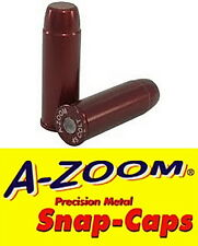A-Zoom .45 Colt Metal Snap-Caps,6 Pack, MFG# 16124, SKU# 9749527, NIB