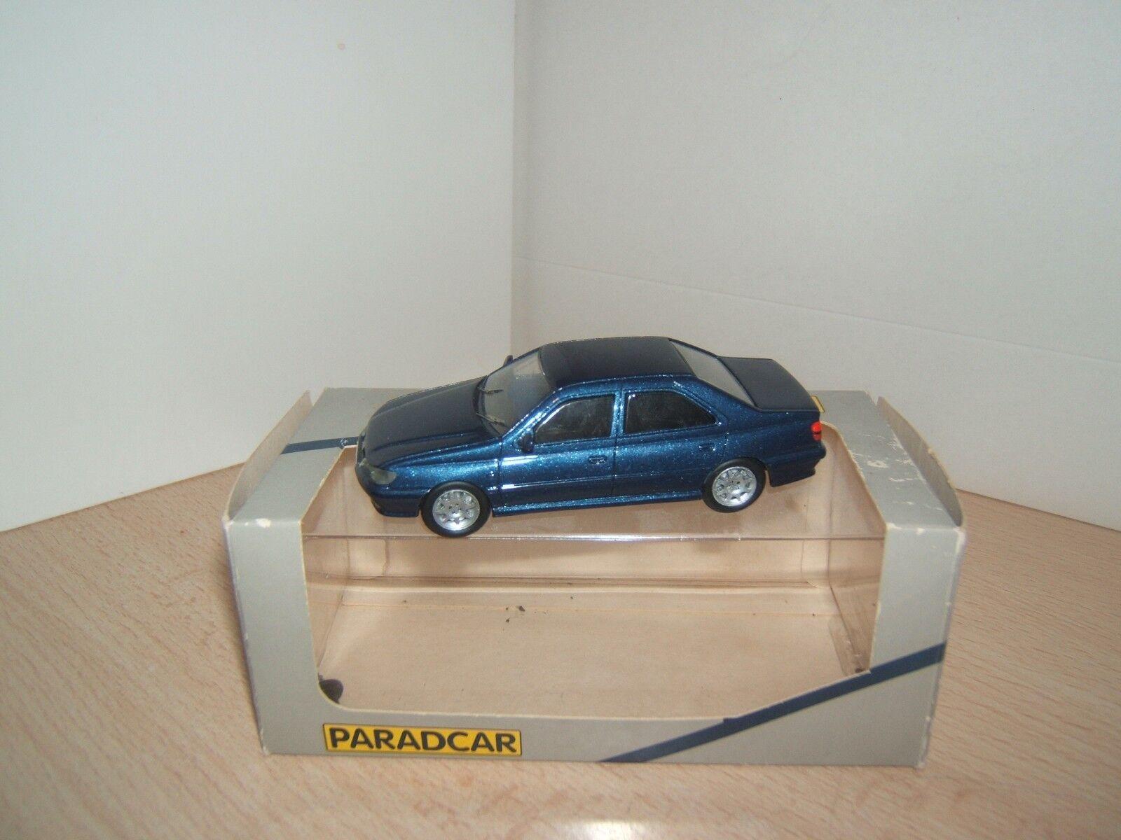 PEUGEOT  406  PARADCAR  N°76   1 43