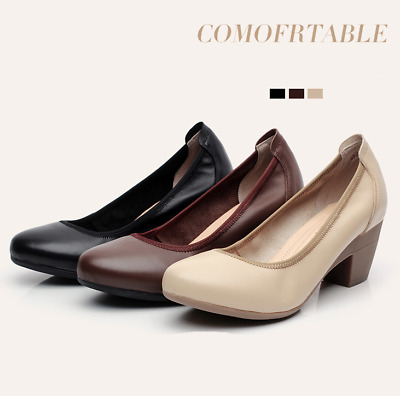 Womens Summer Low Cut Uppers Pointed Toe Casual Slip On Non Slide Work Office