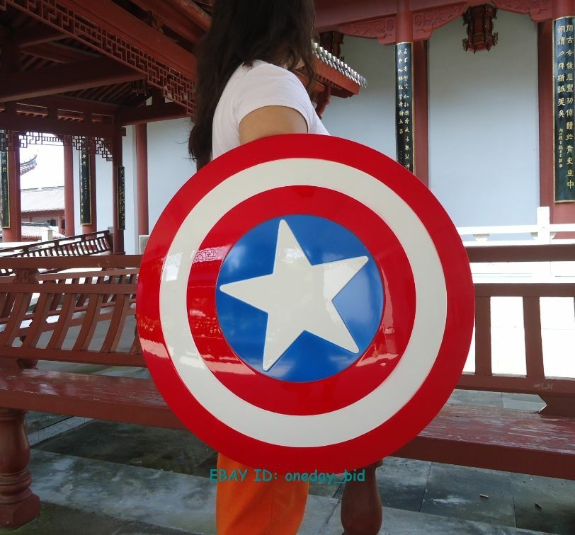 Nuovo  The Avengers Captain America ABS Shield For Cosplay Cosplay Cosplay 1 1 Scale Fast Shipping e904b9