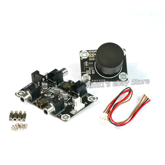 Digital HiFi Stereo Audio Amplifier Board Volume Control Tone Combo Kits