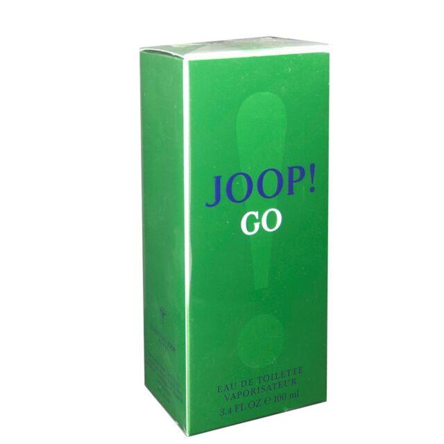 JOOP GO Eau De Toilette EDT 100 ml (man)