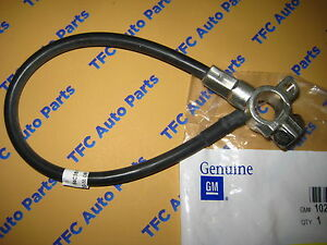 chevy cruze buick verano negative battery cable oem new genuine gmimage is loading chevy cruze buick verano negative battery cable oem
