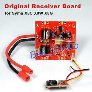 for syma x8w x8c x8g receiver board circuit board pcb rc quadcopter rh ebay com