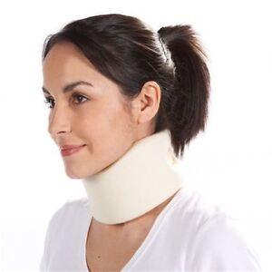 Soft-Firm-Foam-Cervical-Collar-Neck-Brace-Support-Shoulder-Pain-Relief-MY