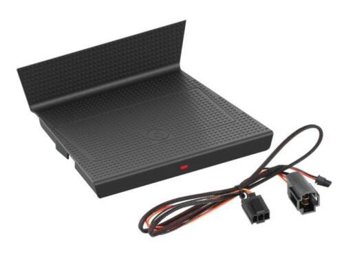 Inbay® Ablagefach 241328-50-1 schw induktives Laden für Seat Leon 5F 11//12-10//16