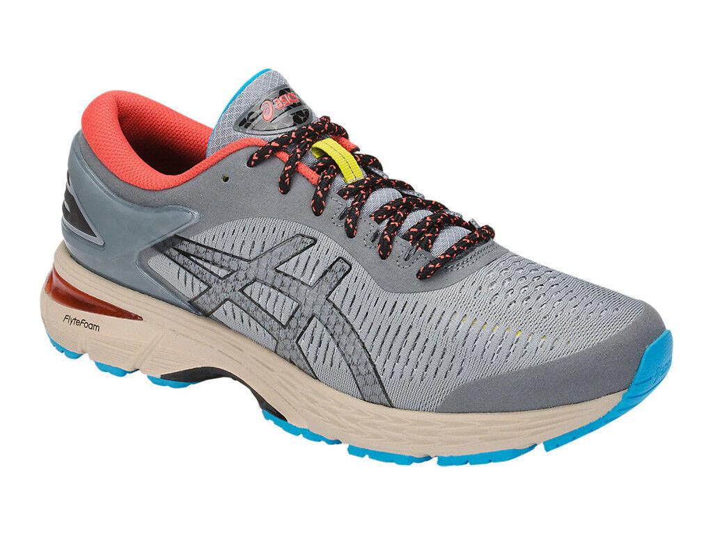 [asics] GEL-KAYANO 25 TRAIL PACK Stone grigio Men's Running 1021A128.020