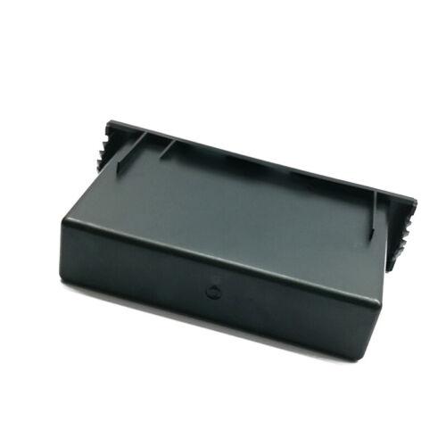 1 Din Car Stereo Radio Dash Cup Holder Storage Box CD Player Unit Case Universal