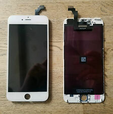Original Genuine Apple iPhone 6 Plus LCD Touch Screen Assembly Glass Front White