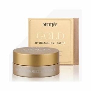 Petitfee-Gold-Hydrogel-Eye-Patch-60-Sheets