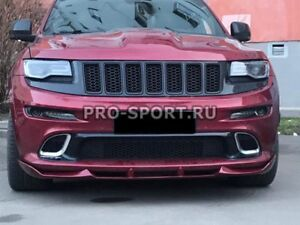 2015 Jeep Grand Cherokee Srt Front Bumper