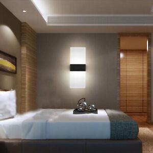 Applique Murale Interieur Lampe Led De Mur Decoration Pour Chambre