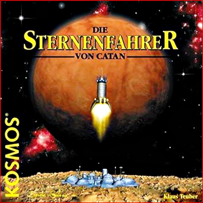 DIE STARNFAHRER STARNFAHRER STARNFAHRER VON CATAN SELTENUND IN SEHRGUTEN -ZUSTAND VON KOSMOS a64fd5
