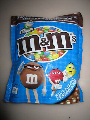 M&M's Chocolate Crispy Candies ( 213g)  New from Germany