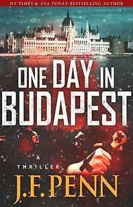 One-Day-in-Budapest-Paperback-by-Penn-J-F-Brand-New-Free-P-amp-P-in-the-UK