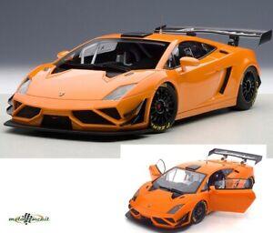 Lamborghini-Gallardo-GT3-FL2-2013-Orange-1-18-AUTOart