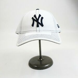 New-Era-9forty-Snapback-cap-100-authentic-mlb-white-New-York-Yankees