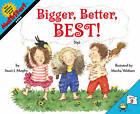 Bigger, Better, Best! by Stuart J. Murphy (Paperback, 2002)