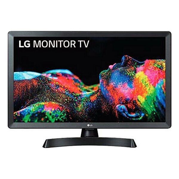 """TELEVISIONE LG 24TL510VPZ 24"""" HD LED HDMI NERO NON  INTERNET  TV"""