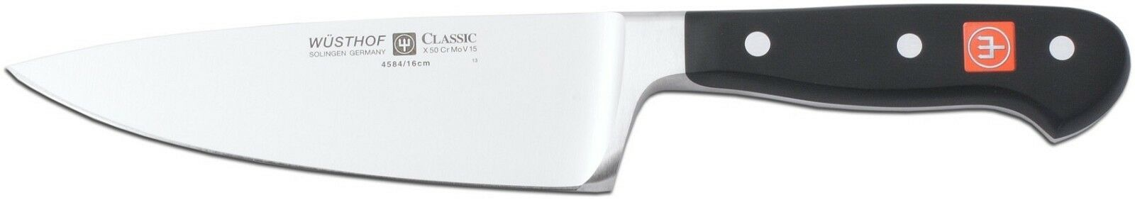 Wusthof Classic 6 inch Wide Chefs Knife, - 4584 16 - NIB