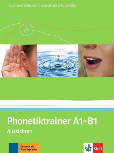 1 von 1 - Phonetiktrainer A1-B1 von Kerstin Reinke (2012, Taschenbuch)