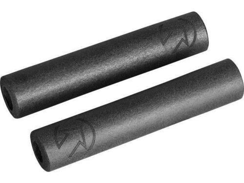 PRO Silicone XC MTB Handlebar Grips BLACK 30mm Diameter 130mm Length PRGP0035