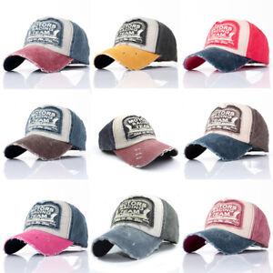 Casquette-de-baseball-unisexe-casquette-Truckers-Cap-sport-Snapback-hip-hopIHSFw