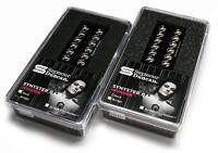 Seymour Duncan Sh-8sg Synyster Gates Invader Pickup Set Black/chrome