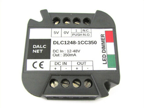 A2ZWORLD DALCNET EASY LED FADER DIMMER DRIVER DC 12V-48V CC 350MA DIMMERABILE CO