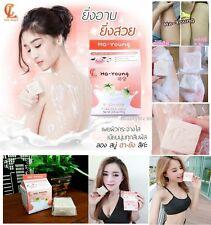 Ha Young Soap Gulta Lightening Tomato Milk Whitening Body Skin Acne Spots Beauty