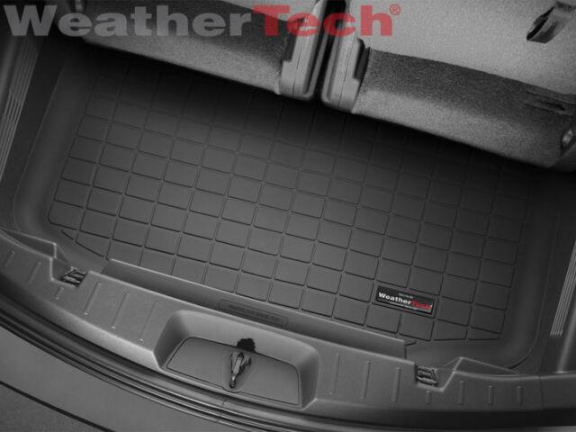 WeatherTech Cargo Liner - Trunk Mat - Ford Explorer - Small - 2011-2017 - Black