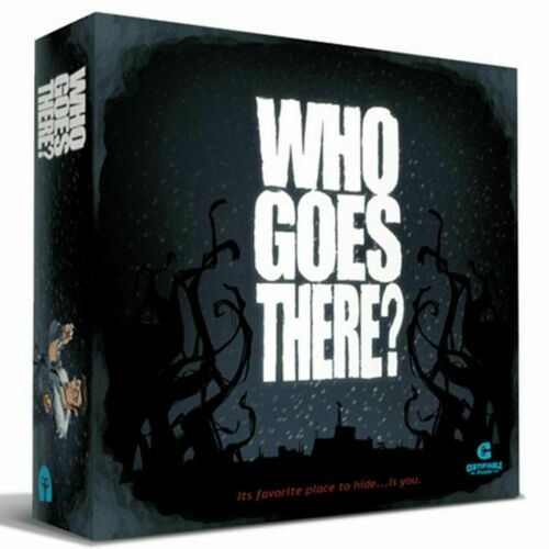 Who Goes There Board Game
