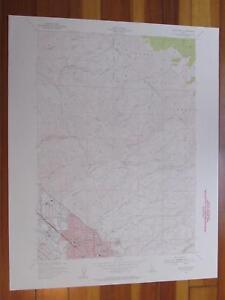 Details about Boise North Idaho 1957 Original Vintage USGS Topo Map