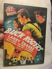 Buck Rogers - 12 Episode Serial (DVD, 2000)