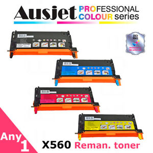 On-Site Laser Compatible Toner Replacement for Lexmark X560H2MG Magenta X560N Works with: X560