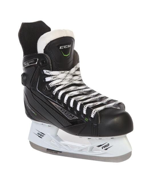 New CCM Ribcor Rib Pro Pump 42K Sr ice hockey skate 8D size men/'s senior skates