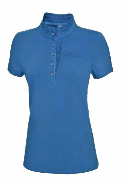 Pikeur Dantess Shirt - Horse Riding Showing Event Country Walk Competition Polo