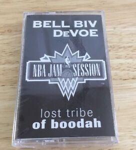 Bell-Biv-Devoe-Lost-Tribe-Of-Boodah-Nba-Jam-Sessions-Promotion-Cassette-Tape-New