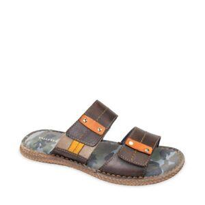 VALLEVERDE 20825 Sandals Men's Shoes Leather