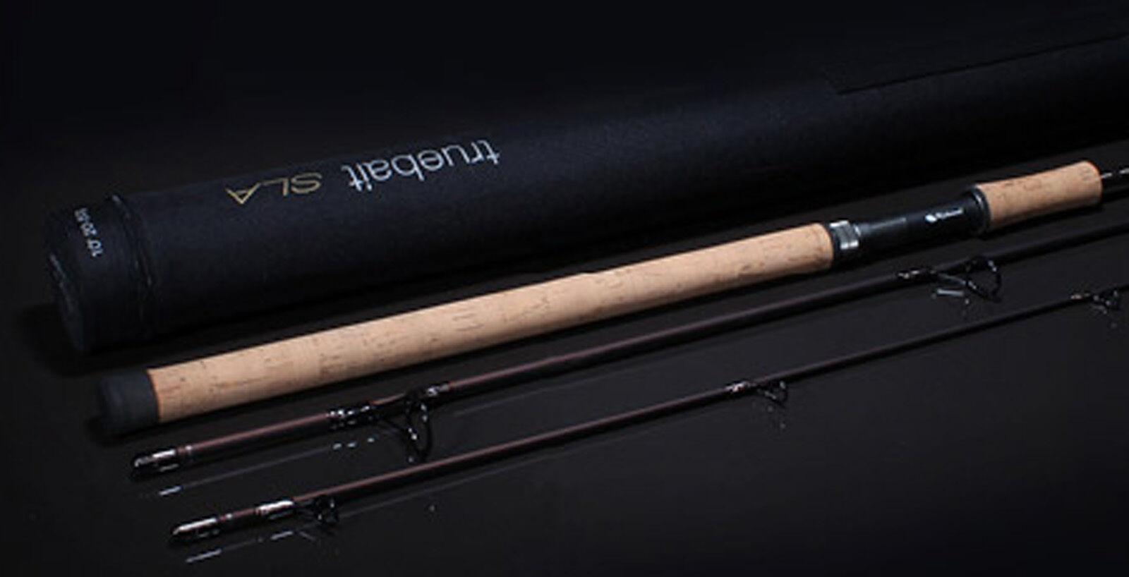 Wychwood Truebait SLA Salmon 3  Piece 11ft 12ft Fishing Rod With Cordura Tube  save up to 70%