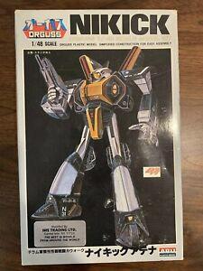 1-48-Orguss-Nikick-Imai-Model-Kit-Rare-Vintage-1984