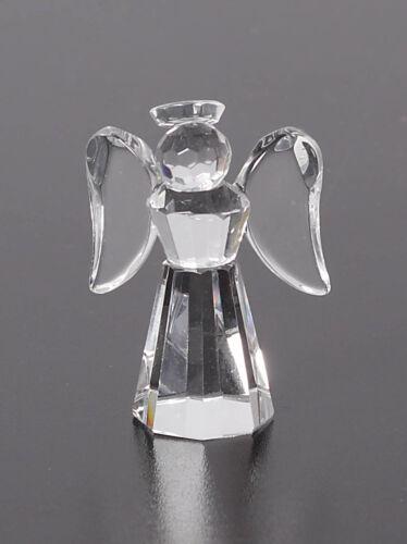 Schutzengel aus Glas in Geschenkpackung Glasengel